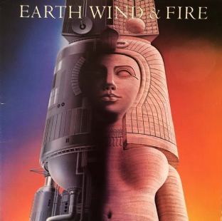 Earth, Wind & Fire ‎- Raise! (LP) (VG-/G++)